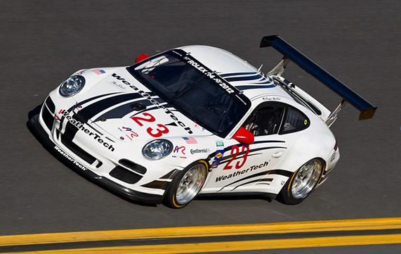 Alex Job Racing to Run Two Porsche GT3 Cars in Rolex 24